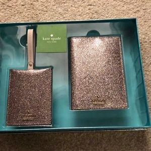 Kate Spade New York Travel Gift Set